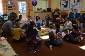 Signs and Sounds class for babies and toddlers in Moseley and Kings Heath