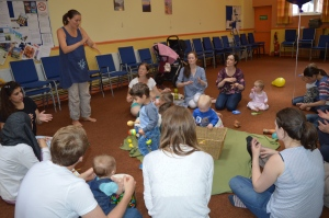 sign language and music babies and toddlers